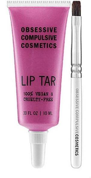 O lip gloss da OCC fica uma coisa!
